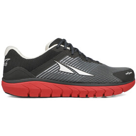 Altra Provision 4 Running Shoes Men black/grey/red
